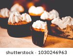 coffee and cakes | Shutterstock . vector #1030246963