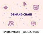 business illustration showing... | Shutterstock . vector #1030276009
