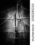 Crow's Nest And Rigging From A...