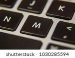 m keyboard key button press... | Shutterstock . vector #1030285594
