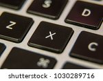 x keyboard key button press...   Shutterstock . vector #1030289716