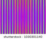 multicolored parallel vertical... | Shutterstock . vector #1030301140