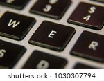 e keyboard key button press... | Shutterstock . vector #1030307794