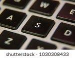 s keyboard key button press... | Shutterstock . vector #1030308433