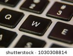 w keyboard key button press... | Shutterstock . vector #1030308814
