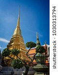 thailand  bangkok  imperial... | Shutterstock . vector #1030313794