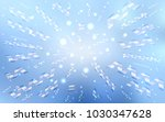 light blue vector layout with... | Shutterstock .eps vector #1030347628