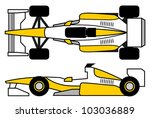 sport car design | Shutterstock .eps vector #103036889