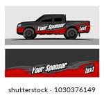 racing graphic background... | Shutterstock .eps vector #1030376149