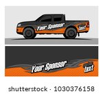 racing graphic background... | Shutterstock .eps vector #1030376158