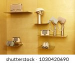 luxury and fashionable european ... | Shutterstock . vector #1030420690