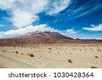 salar de uyuni | Shutterstock . vector #1030428364