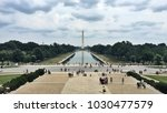 a view of the washinton monument | Shutterstock . vector #1030477579