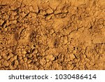 dry  cracked soil background | Shutterstock . vector #1030486414