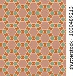 seamless geometric pattern with ...   Shutterstock .eps vector #1030489213