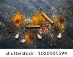 artistic colorful background of ... | Shutterstock . vector #1030501594