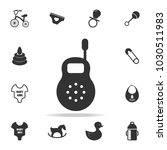 baby monitor icon. set of child ... | Shutterstock .eps vector #1030511983