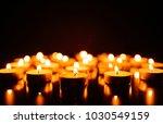 kemerovo  russia  fire in the... | Shutterstock . vector #1030549159