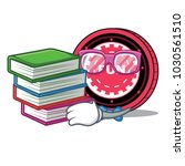 student with book funfair coin... | Shutterstock .eps vector #1030561510