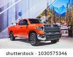 chicago   february 8  the... | Shutterstock . vector #1030575346