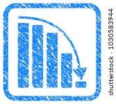 falling acceleration chart... | Shutterstock .eps vector #1030583944