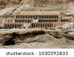 luxor  egypt   march 15  2010   ... | Shutterstock . vector #1030592833