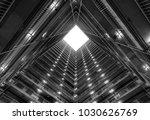 hong kong old design public... | Shutterstock . vector #1030626769