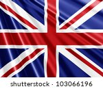Union Jack Flag Background  ...