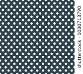 white polka dot on dark... | Shutterstock .eps vector #1030713790