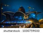 baku  azerbaijan   january 01 ...   Shutterstock . vector #1030759033