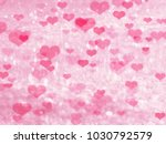 abstract background love... | Shutterstock . vector #1030792579