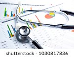 Stethoscope  Charts And Graphs...