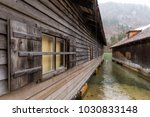 Lake Koenigssee In The Alps Of...