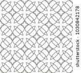 seamless geometric ornamental...   Shutterstock .eps vector #1030842178