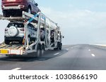 trailer transport cars on the
