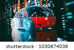 car design   3d illustration | Shutterstock . vector #1030874038