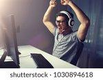 technology  gaming ...   Shutterstock . vector #1030894618