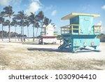 usa  florida  miami. february... | Shutterstock . vector #1030904410
