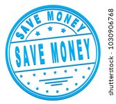 "rubber stamp with text ""save... 