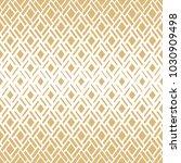 modern seamless pattern with... | Shutterstock . vector #1030909498