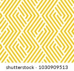 abstract geometric pattern with ... | Shutterstock . vector #1030909513