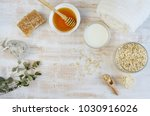 natural ingredients for... | Shutterstock . vector #1030916026
