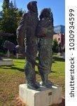 sofia  bulgaria  09 25 13 ... | Shutterstock . vector #1030934599