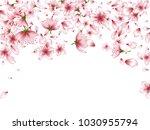 exquisite blossom elements ...   Shutterstock .eps vector #1030955794