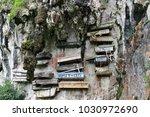 sagada  philippines october 9 ... | Shutterstock . vector #1030972690