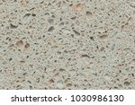 Small photo of Gray polished artificial stone agglomerate