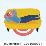 vector cartoon illustration of...   Shutterstock .eps vector #1031000134