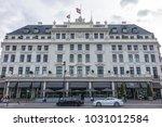 copenhagen  denmark   june 22 ... | Shutterstock . vector #1031012584