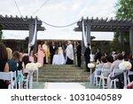 simi valley  ca   october 5 ...   Shutterstock . vector #1031040589