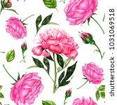 handwork watercolor...   Shutterstock . vector #1031069518